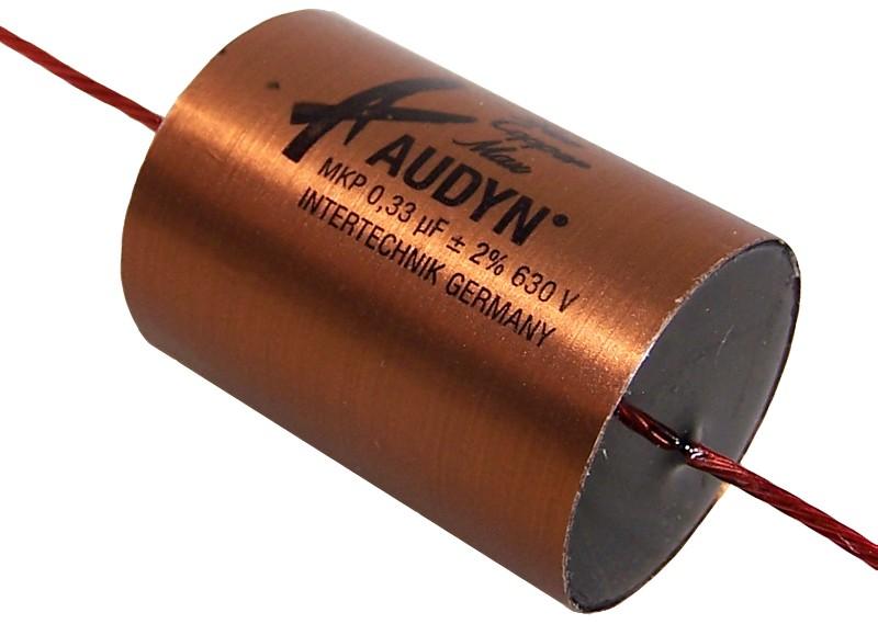 Intertechnik Audyn Cap True Silver 1000VDC - 2% tolerance 4978534a54cb